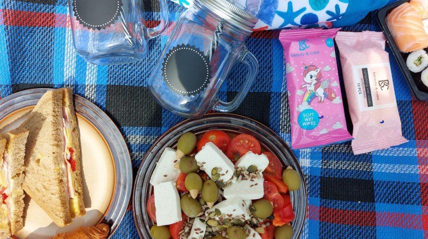 Léto je v plném proudu. Hurá na piknik!
